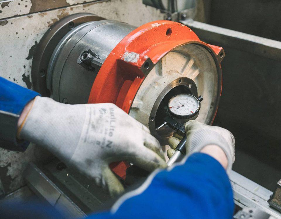 reparatur elektromotor