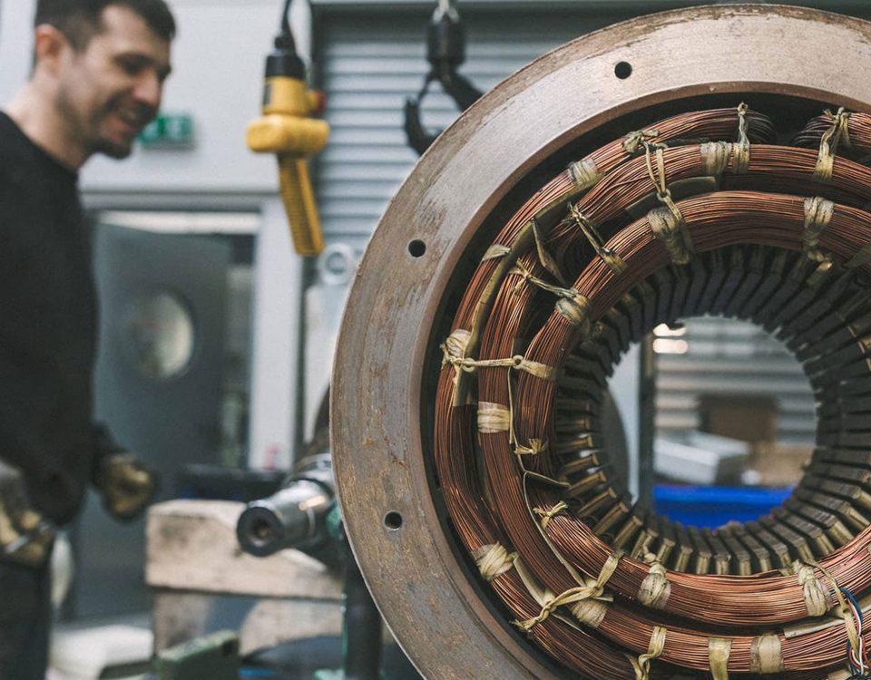 spalt elektromechanik maschinenbau wuchten