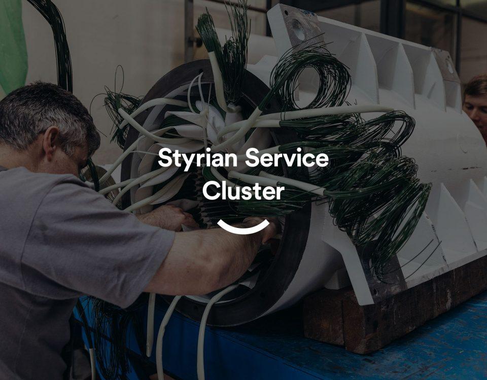 Für den Styrian Service Cluster stehen beste Serviceleistungen mit schnellen, flexiblen Lösungen im Mittelpunkt. SPALT ist nun auch Mitgliedsbetrieb.